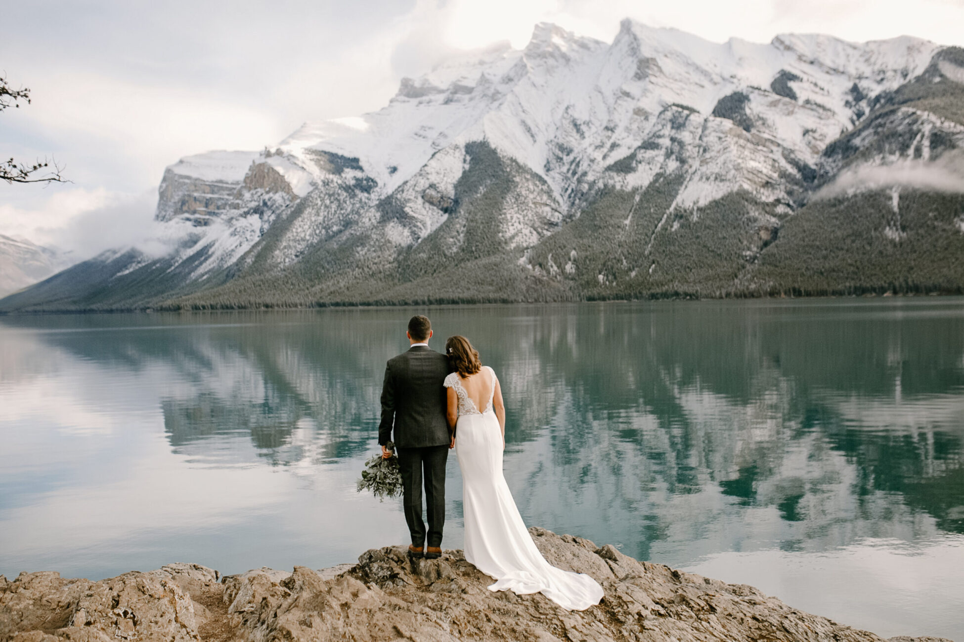 Banff Springs Hotel Wedding Photographer